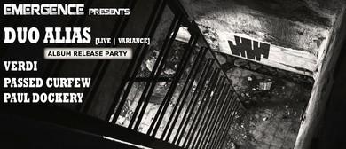 Duo Alias (Album Release Party)