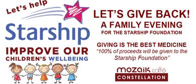 Let's Help Starship