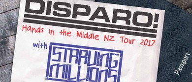 Disparo (Aus) NZ Tour