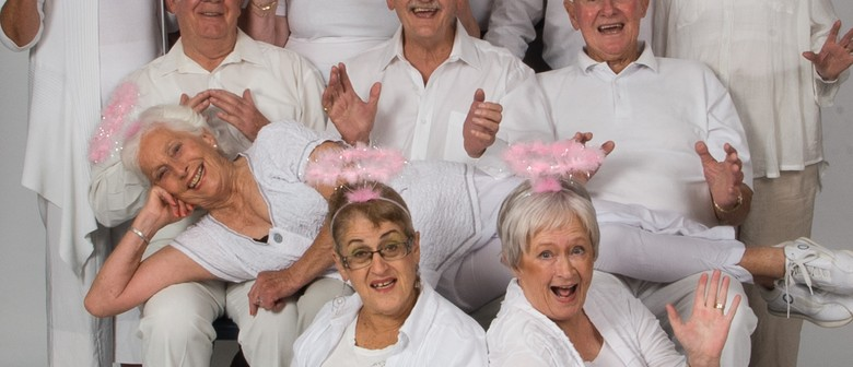 Walking On Sunshine By NZ Young At Heart Chorus