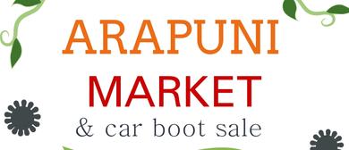 Arapuni Market and Car Boot Sale