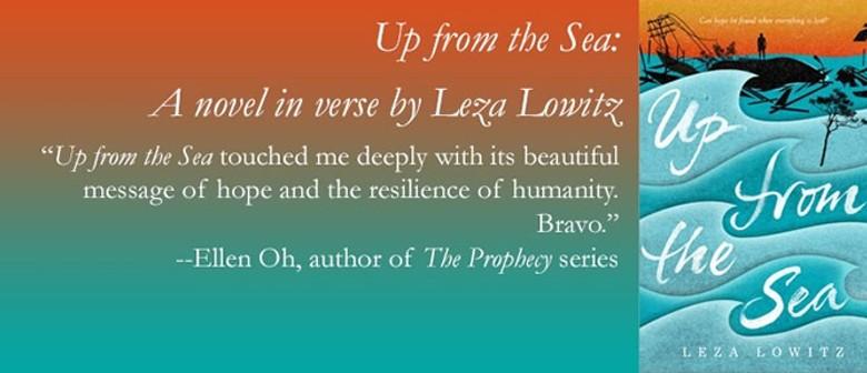 Author Talk: Leza Lowitz