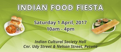 Indian Food Fiesta