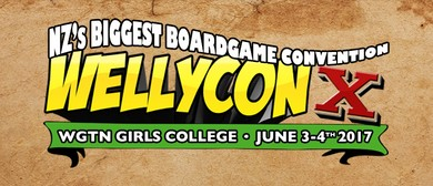 Wellycon - NZ's Biggest, Fun, Friendly Board Game Convention