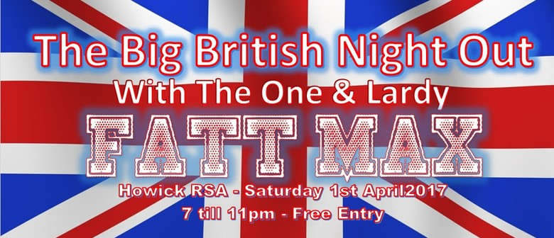 The Big British Night Out