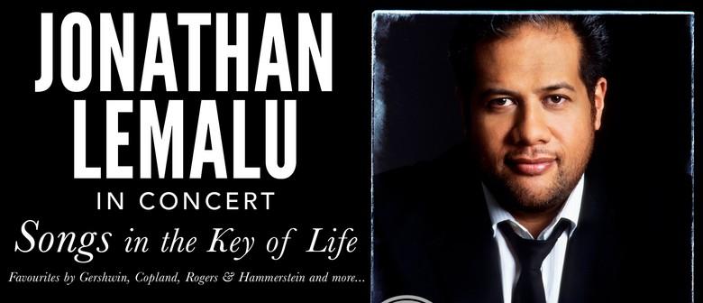 Jonathan Lemalu - Songs In the Key of Life