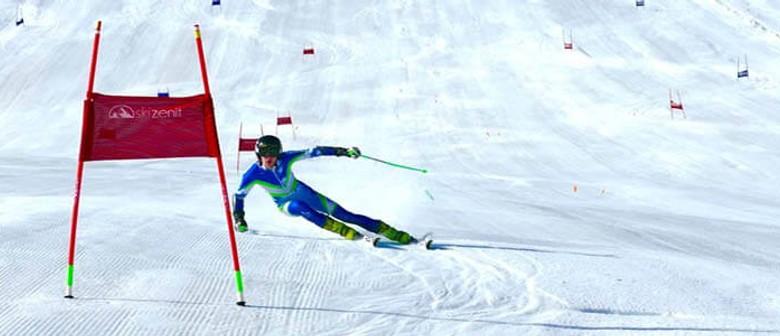 Giant Slalom - Event No. 1 (Austria)