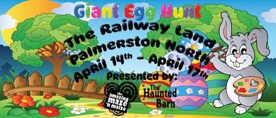 Giant Egg Hunt