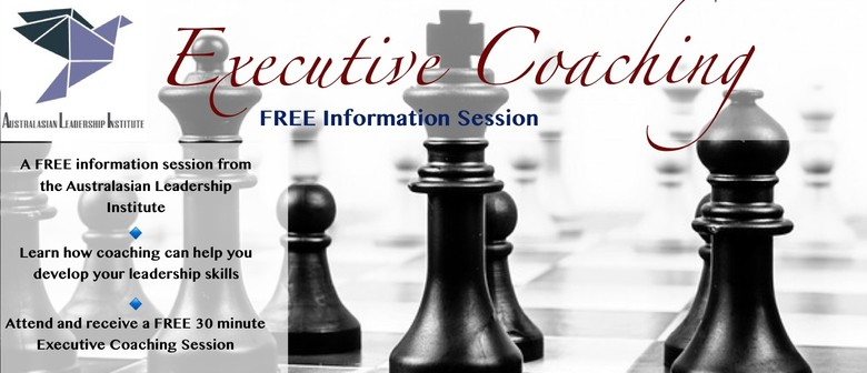 Executive Coaching: Free Information Session