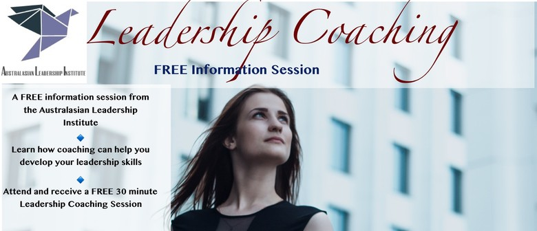 Leadership Coaching: Free Information Session