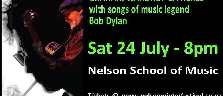 Nelson Winter Music Festival - Bob Dylan Tribute