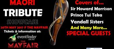Maori Tribute Showcase
