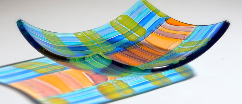 Glass Art Workshops 2017: Introduction to Kiln Glass
