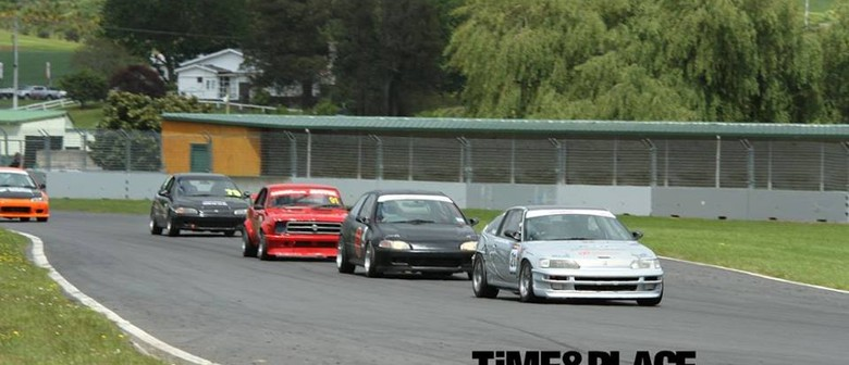 Auckland Car Club - Summer Race Series Round 5