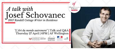 A Talk With Josef Schovanec