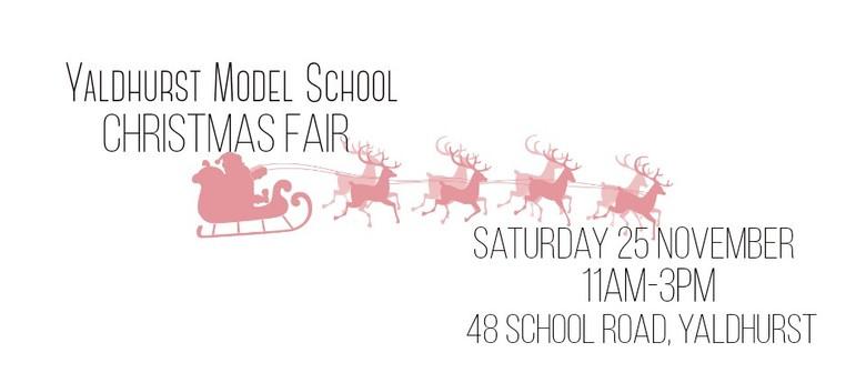 Yaldhurst School Christmas Fair
