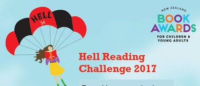 Hell Pizza Reading Challenge 2017