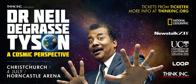 Neil deGrasse Tyson: A Cosmic Perspective