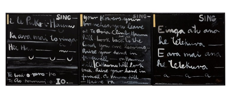 Colin McCahon: On Going Out With the Tide