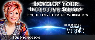 Sue Nicholson Psychic Development Workshop - Level 1