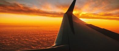 Air Chathams Scenic DC3 Flights - Champagne Sunrise Flights