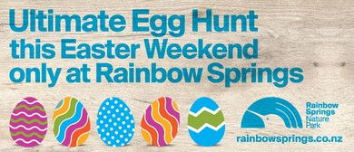 Rainbow Springs Easter Egg Hunt