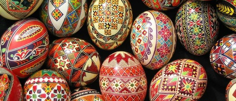 Traditional Egg Painting