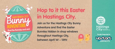 Hastings City Bunny Adventure