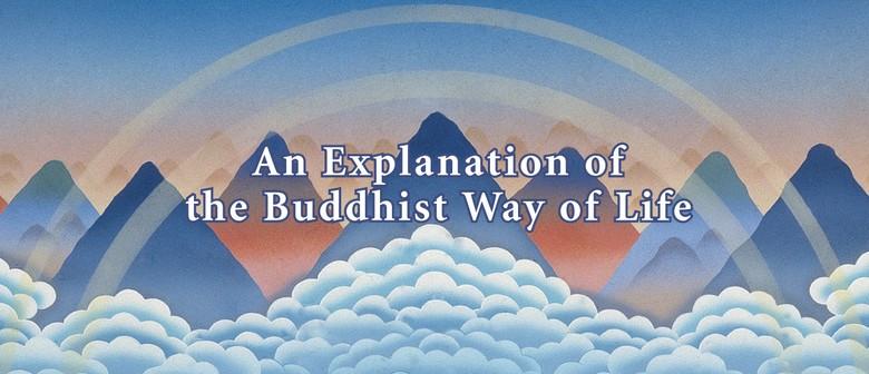 Introduction to Buddhism - Palmerston North - Eventfinda