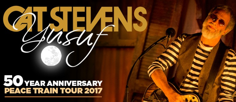 Yusuf - Cat Stevens - 50th Anniversary Tour