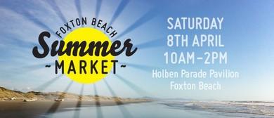 Foxton Beach Summer Market