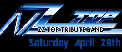 NZ Top - ZZ Top and Blues Rock Covers Band