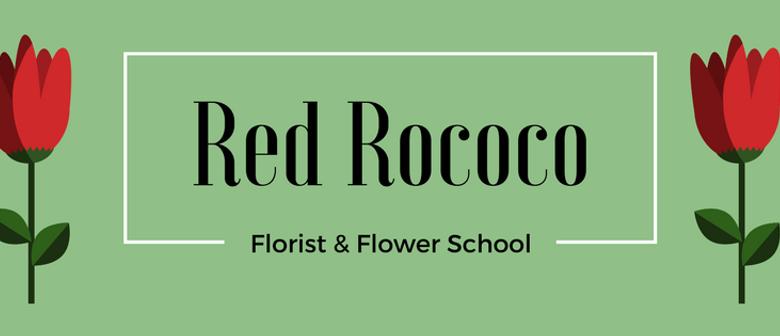 Structural Flower Arrangement - Floral Workshop