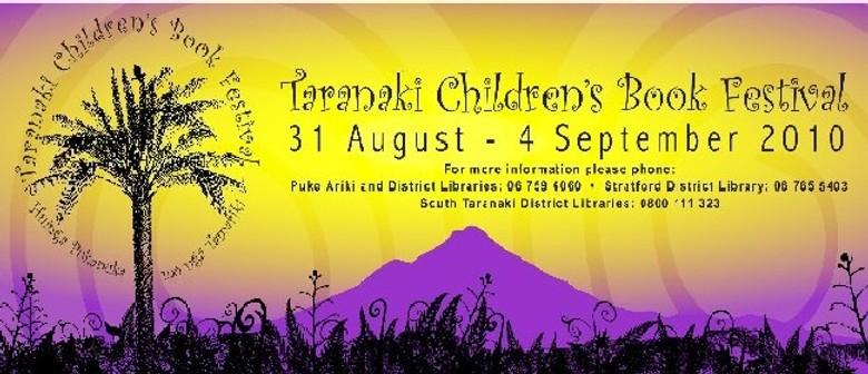 Taranaki Children's Book Festival Gala Finale