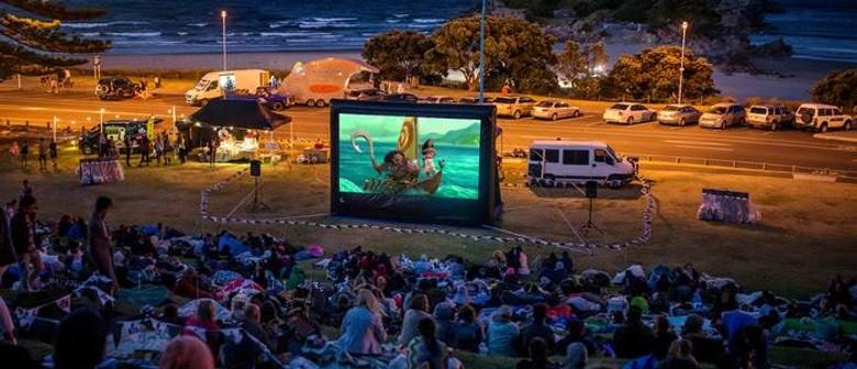 Disney's Moana Viewing At Night Owl Cinema