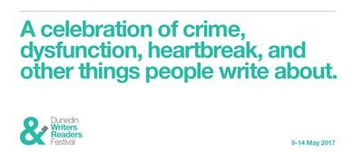 Ian Rankin - Dunedin Writers and Readers Festival