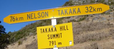 Takaka Hill Climb