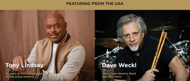 Jazz Gala: Dave Weckl, Tony Lindsay, Adam Schroeder