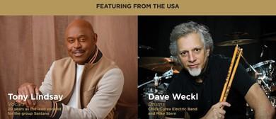Jazz Gala With Dave Weckl, Tony Lindsay & Adam Schroeder