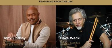Jazz Gala: Jazz Dave Weckl, Tony Lindsay, Adam Schroeder