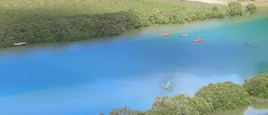 Couples Kayaking In Puhoi