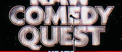 Wellington Raw Comedy Quest - Final