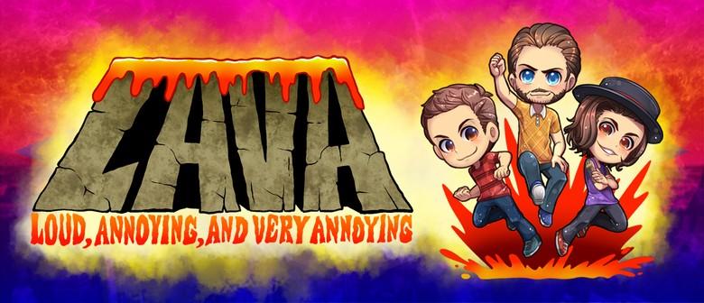 LAVA Comedy Show