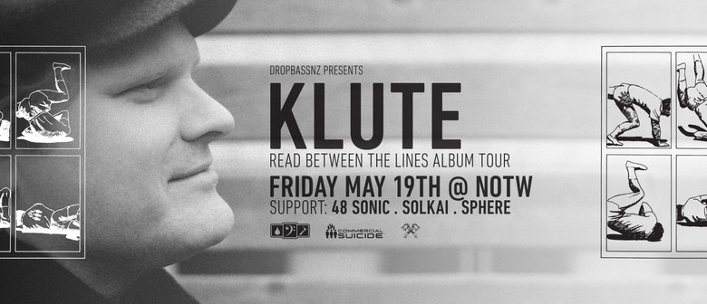 Klute - Read Between The Lines Album Tour