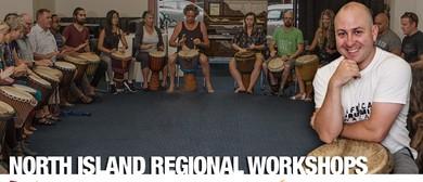 African Hand Drumming Workshop