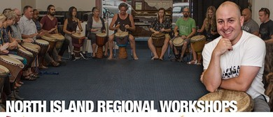 Raglan Full Day Drum and Dance Workshop