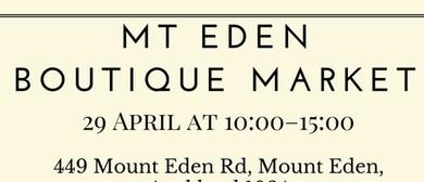 Mt Eden Boutique Market