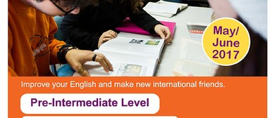 Pre-Intermediate English Classes