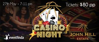 Casino Night - Viva Las Vegas
