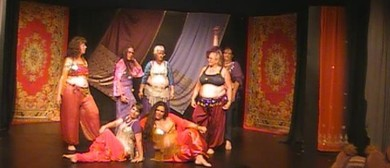 Cambridge Belly Dance Classes 6-Week Blocks